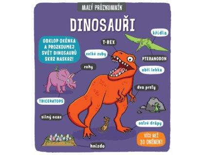 Malý průzkumník – Dinosauři
