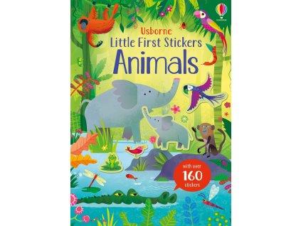 animasl little first stickers