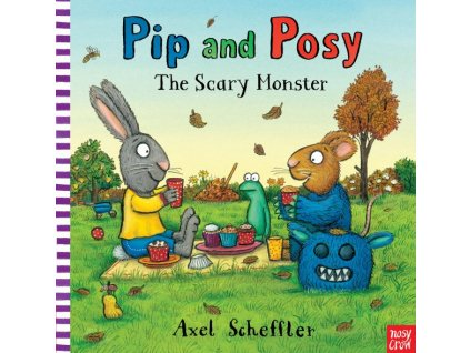 Pip and Posy The Scary Monster 2401 1 600x590
