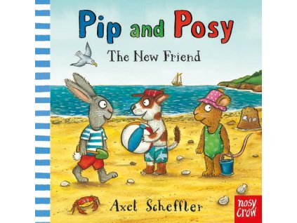Pip and Posy The New Friend 1571 1