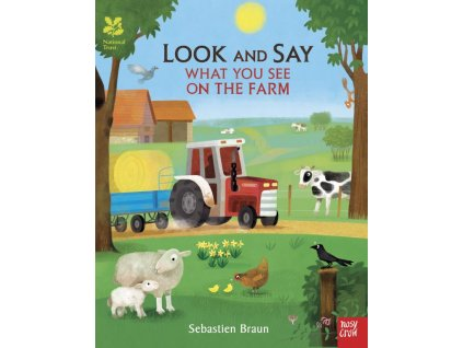 National Trust Look and Say What You See on the Farm 1997 1 600x767