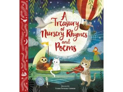 A Treasury of Nursery Rhymes and Poems 24378 1 600x661