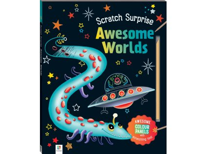 Scratch Surprise: Awesome Worlds