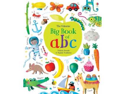 9781474937214 big book of abc