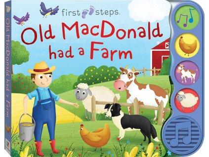 Old MacDonald Sound Book