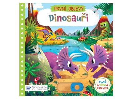 PRVNÍ OBJEVY - Dinosauři