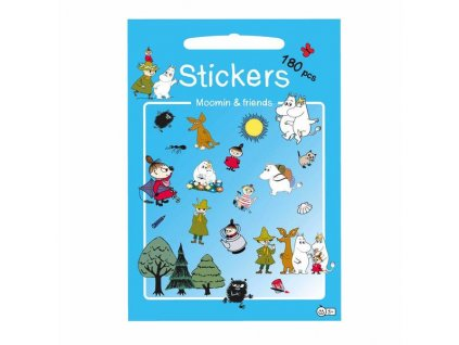 stickers moomin friends stickers by barbo toys 1 600x