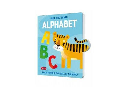 pull and learn the alphabet