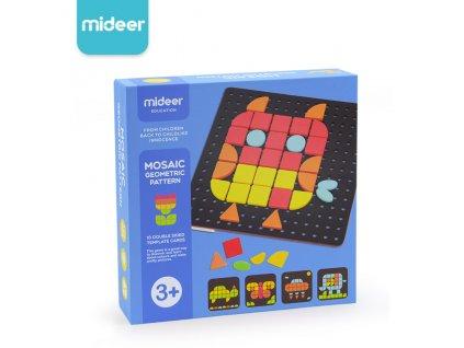 MiDeer Mozaika geometrické tvary  3+
