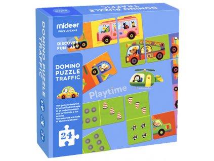 MiDeer Domino - Doprava