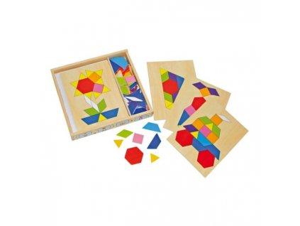 LE2412 box s mozaikou