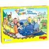 Haba HRA Dětská společenská hra Vláček Choo Choo malá stanice od 3 let