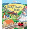 Busy Train Book (Pull-back)