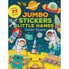16817977 jumbo stickers for little hands outer space