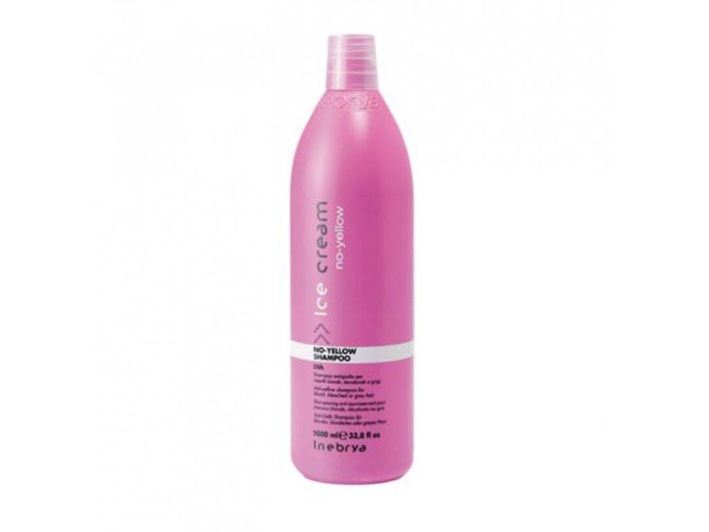 inebrya no yellow shampoo 1000 ml