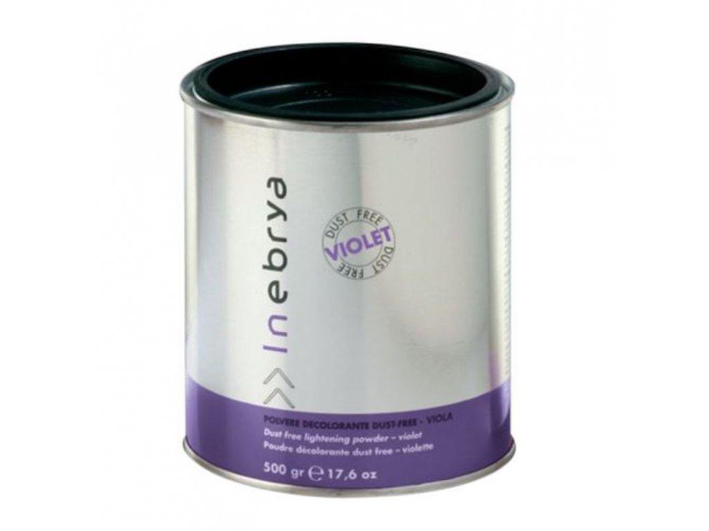 inebrya violet dust free 500gr bleachings odbarvovani