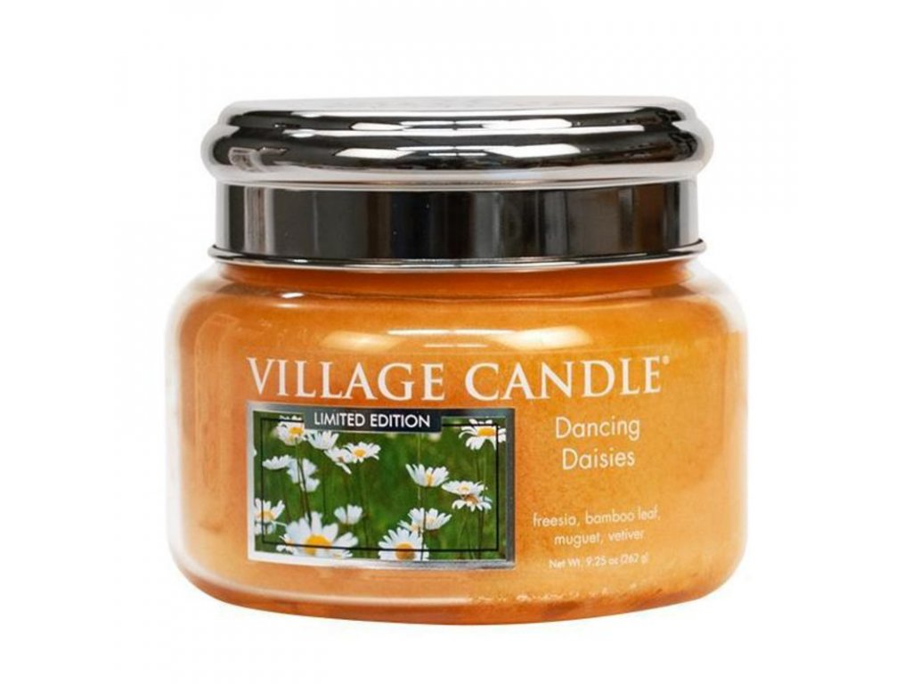 mala vonna svicka ve skle village candle dancing daisies tancici sedmikrasky 800x800