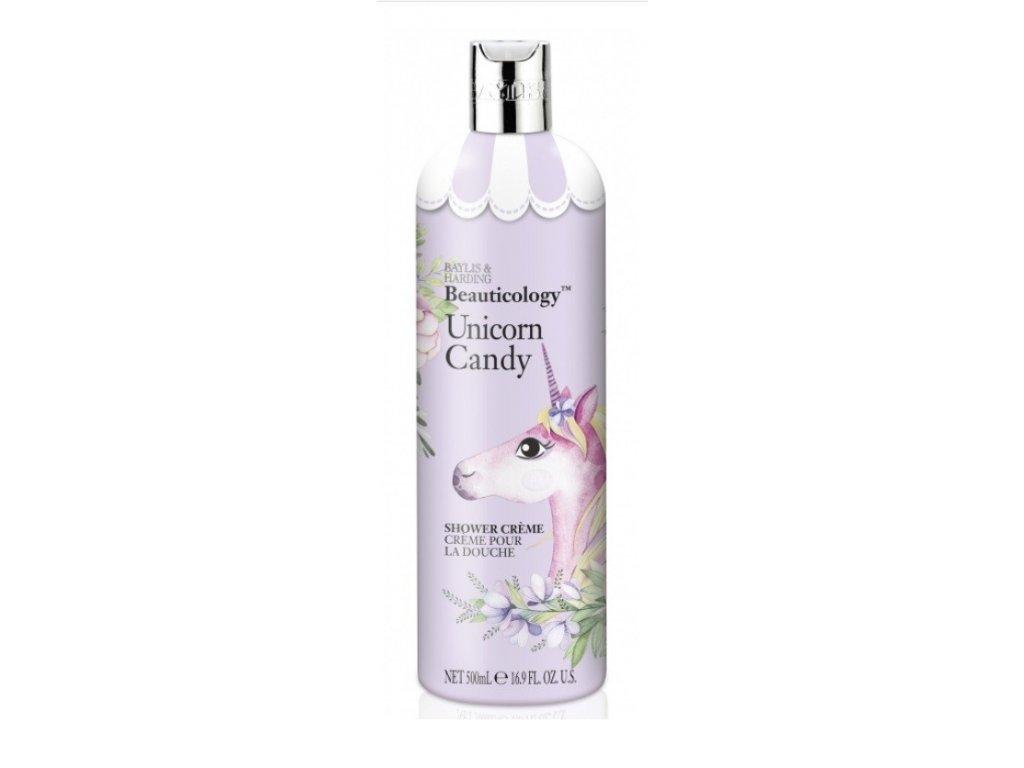 Baylis & Harding cream shower gel Unicorn Candy sprchový krémový gel 500ml