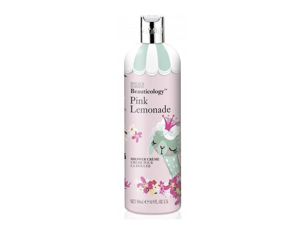Baylis & Harding cream shower gel Pink Lemonade sprchový krémový gel 500ml