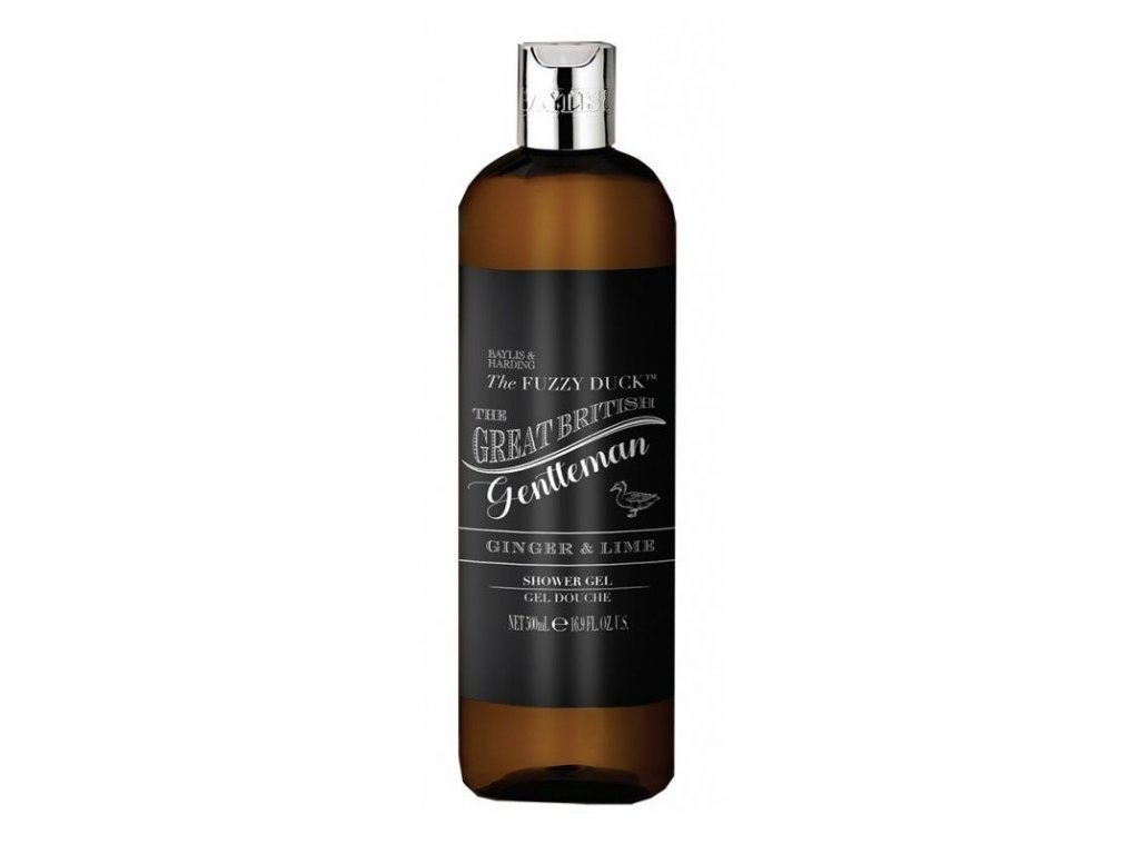 Baylis & Harding Fuzzy Duck Ginger & Lime sprchový gel 500ml