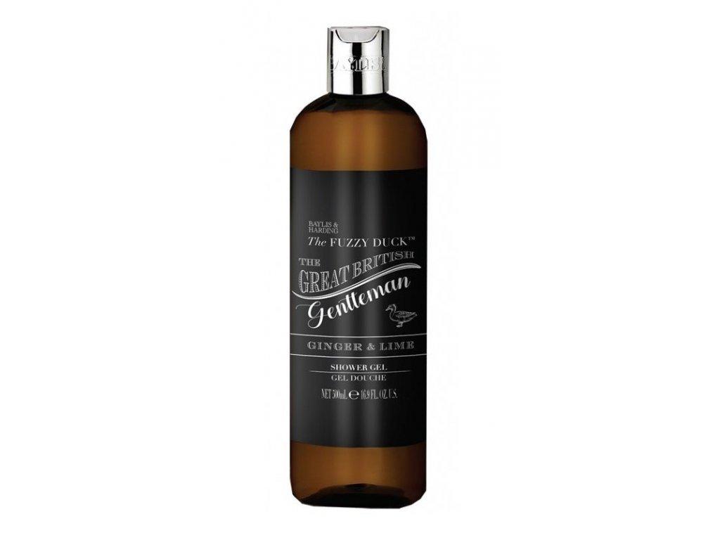 Baylis & Harding shower gel Fuzzy Duck Ginger & Lime sprchový gel 500ml