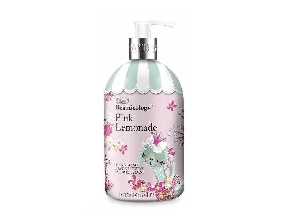 Baylis & Harding hand wash Pink Lemonade tekuté mýdlo na ruce 500ml