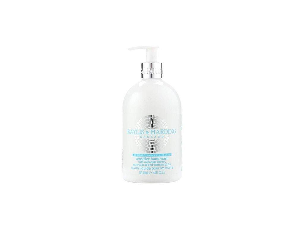 Baylis and Harding Sensitive Fragrance Free Hand Wash 500ml 0092626