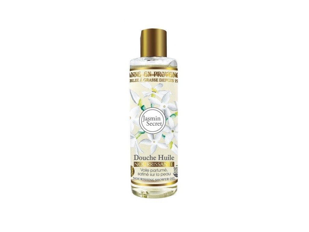 Jeanne en Provence Jasmín výživný sprchový olej 250ml