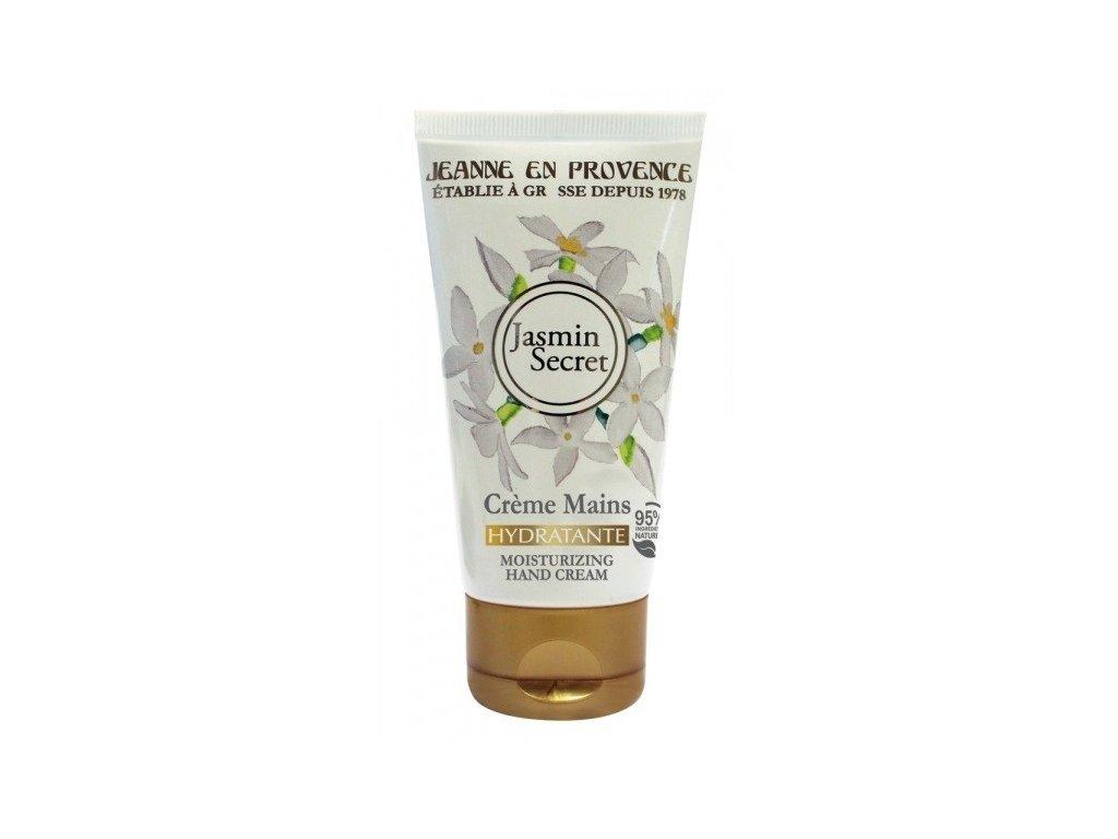 Jeanne en Provence Jasmín výživný krém na ruce 75ml