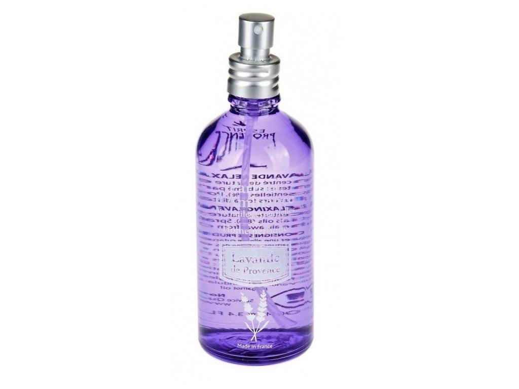 Esprit Provence Home parfum Lavender 100ml interiérová vůně Levandule
