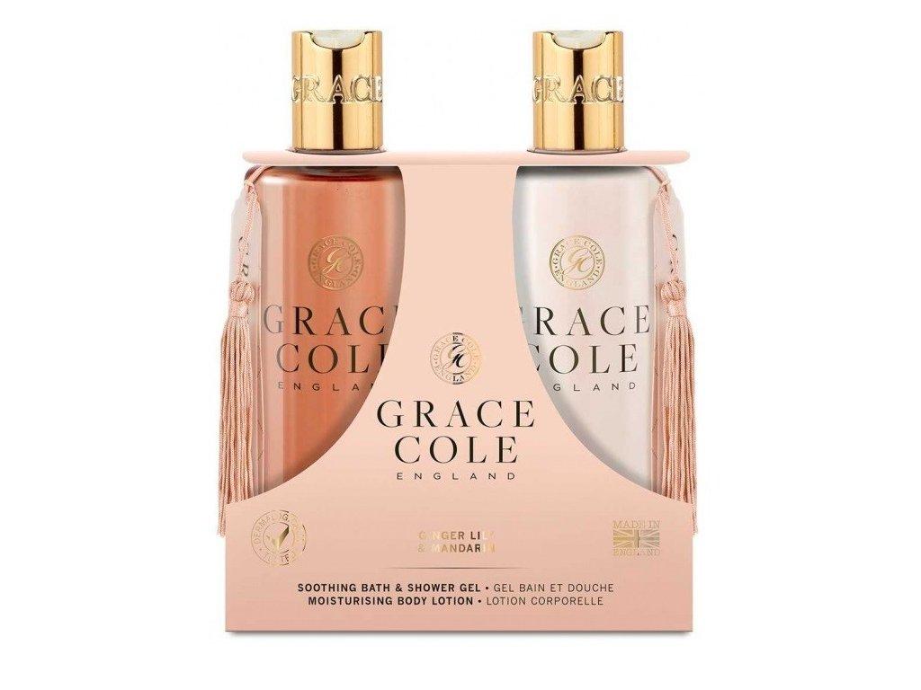 grace cole ginger