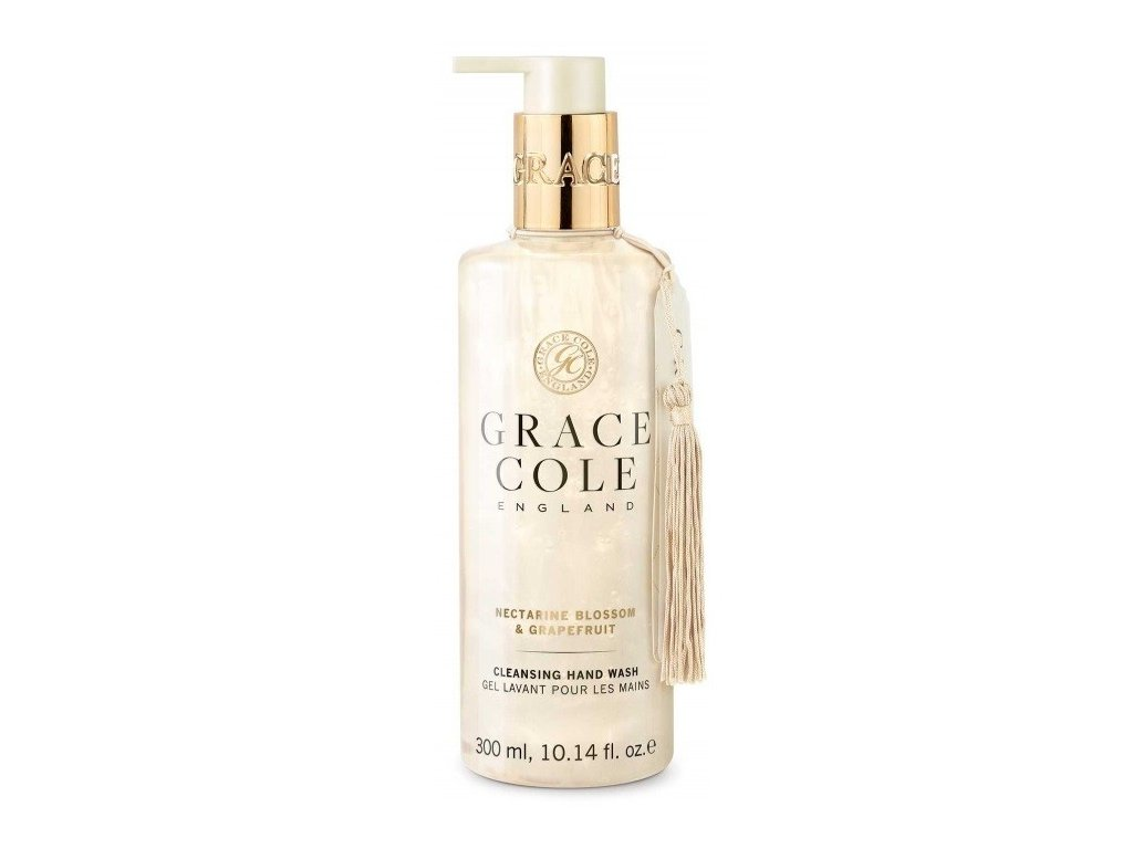 Grace Cole Nectarine blossom & Grapefruit cleansing hand wash 300ml