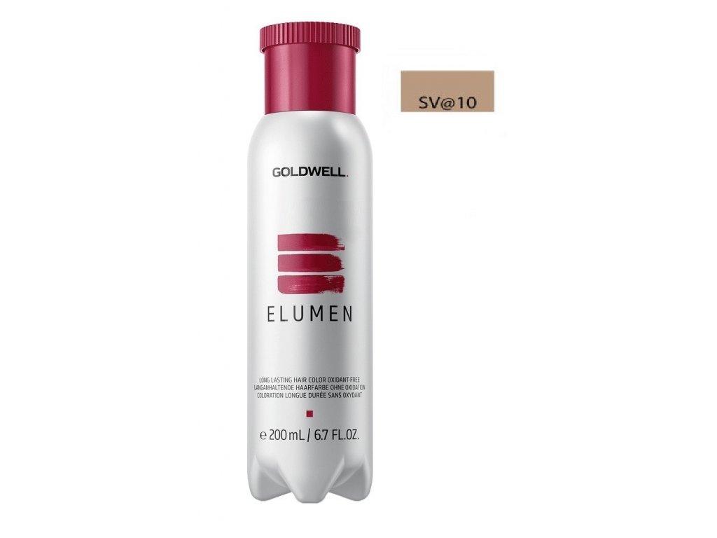 Goldwell Elumen hair color SV@10 200ml barva na vlasy