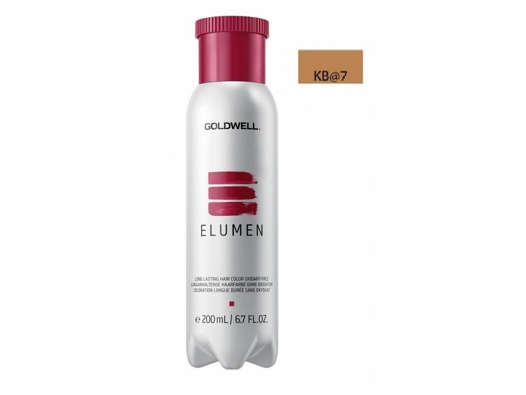 Goldwell Elumen hair color KB@7 200ml barva na vlasy