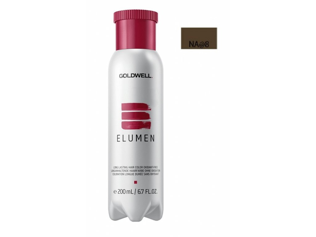 Goldwell Elumen hair color NA@8 200ml barva na vlasy