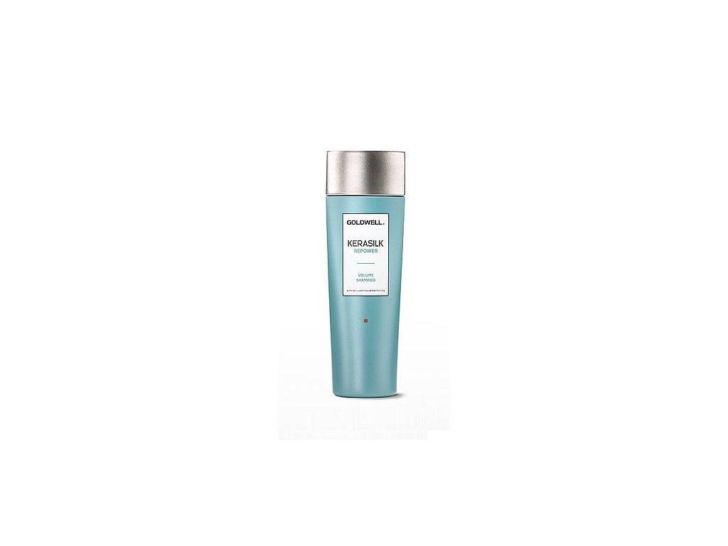 Goldwell Kerasilk Repower Volume shampoo 250ml šampon na objem vlasů