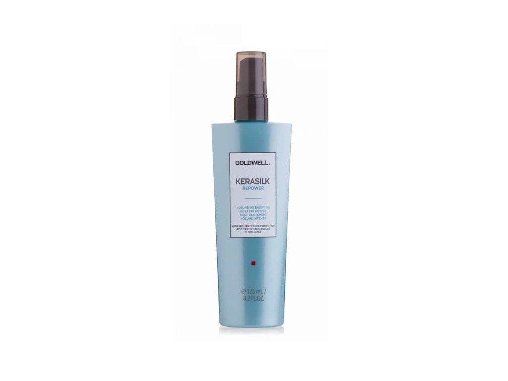 Goldwell Kerasilk Repower Volume Intesifying Post treatment 125ml závěrečná péče pro zvýraznění objemu vlasů
