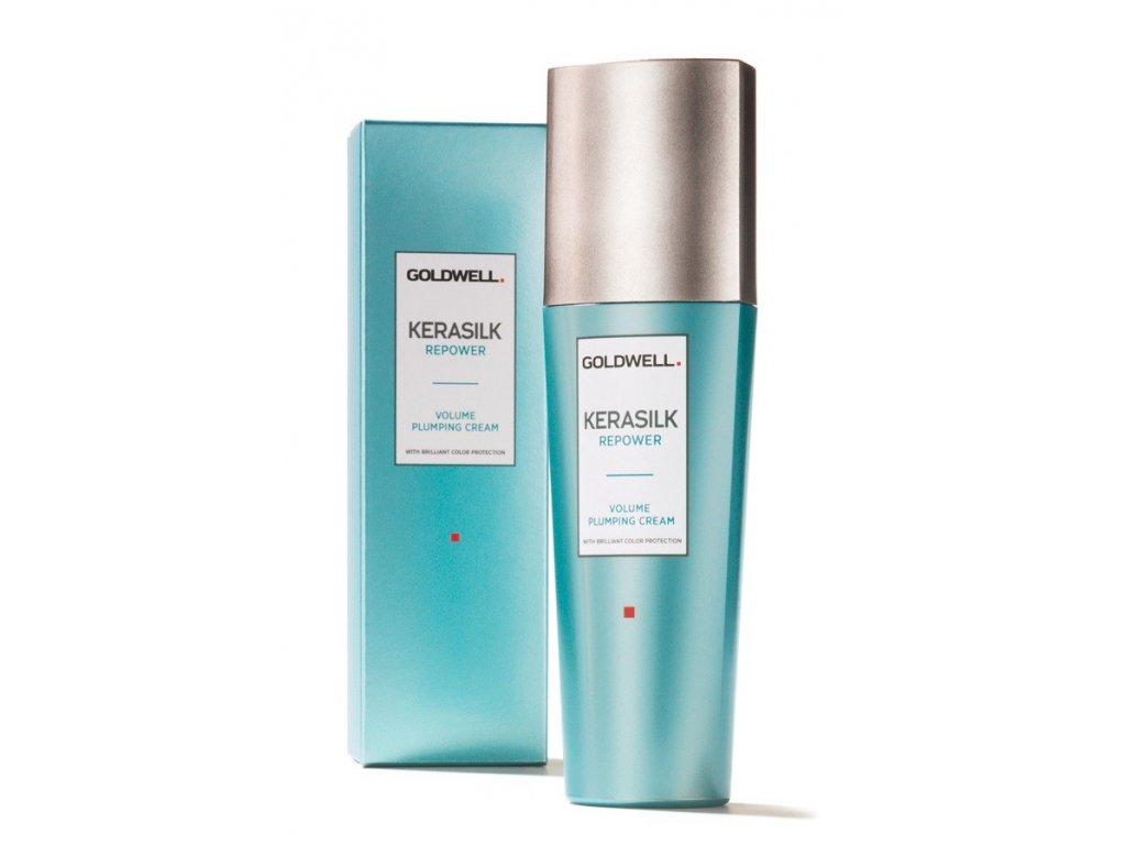Goldwell Kerasilk Repower Volume Plumping cream 75ml objemový krém na vlasy