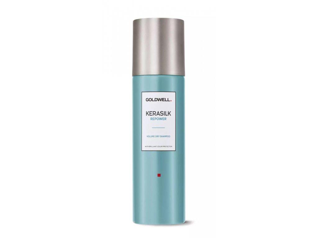 Goldwell Kerasilk Repower Volume DRY shampoo 200ml suchý šampon na objem vlasů