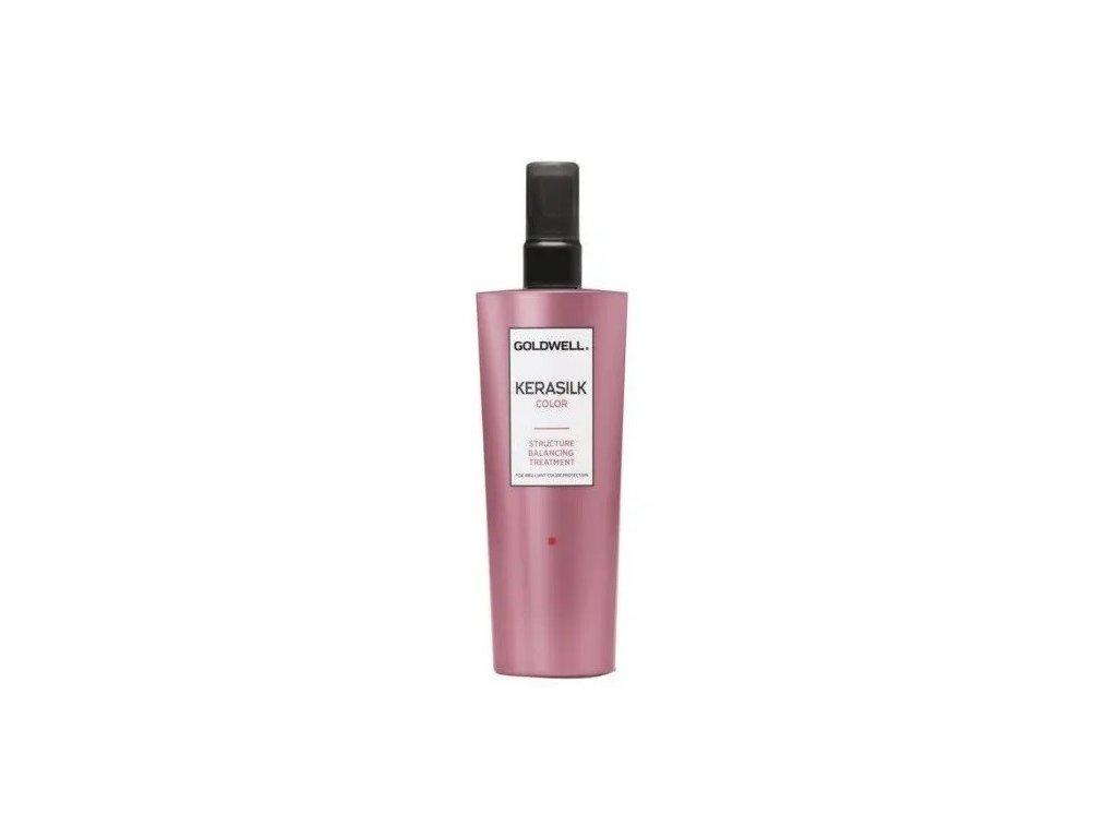 Goldwell Kerasilk Color Structure Balancing treatment 125ml péče pro vyrovnání struktury barvených vlasů