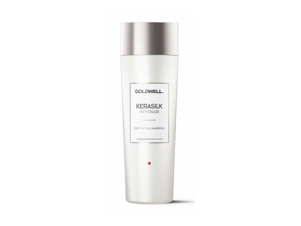 Goldwell Kerasilk Revitalize Detoxifying shampoo 30ml detoxikační šampon
