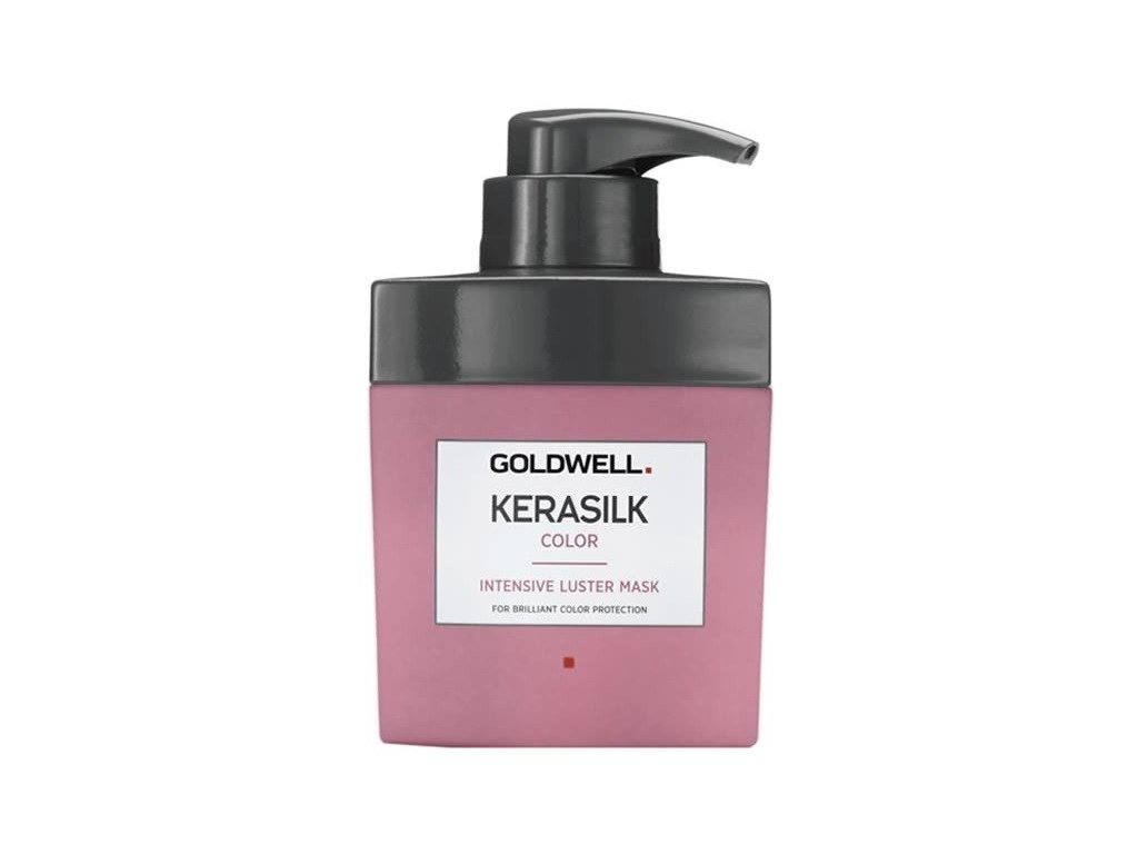 Goldwell Kerasilk Color intensive luster mask 500ml maska na barvené vlasy