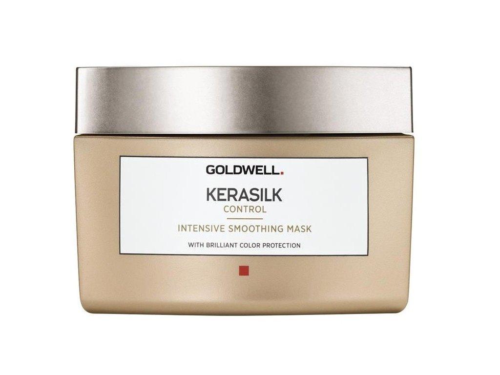 Goldwell Kerasilk Control intensive smoothing mask 200ml maska na nepoddajné vlasy