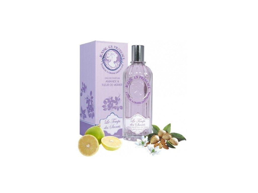 Jeanne en Provence Mandle a ostružinové květy 60ml parfémovaná voda