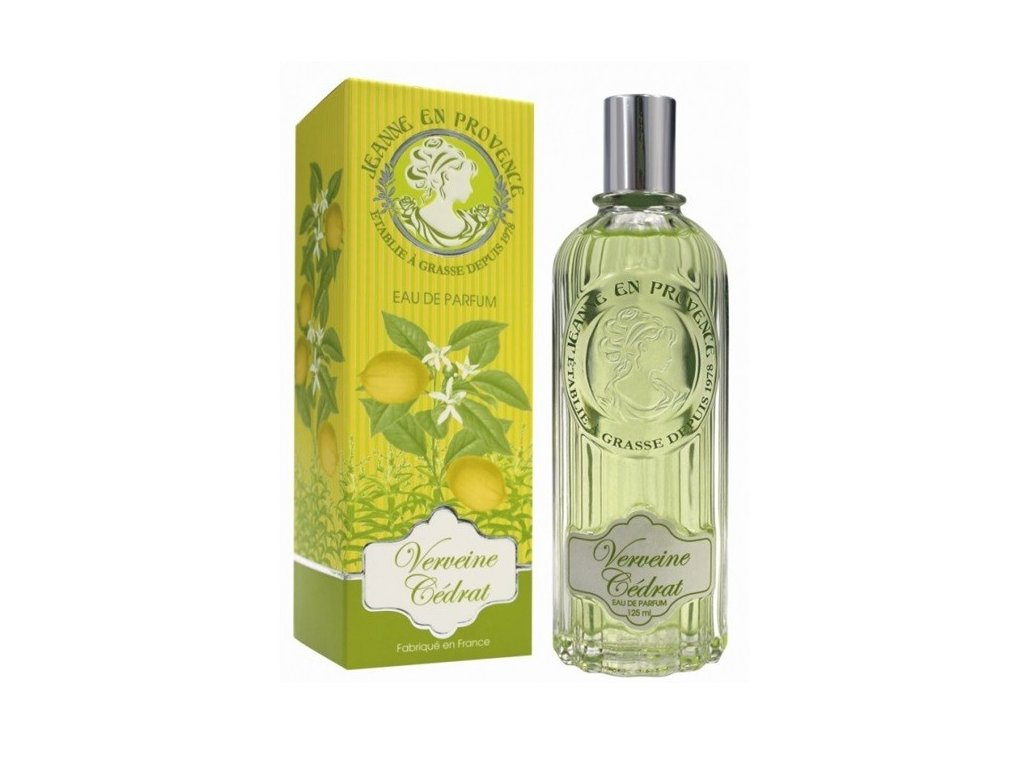 Jeanne en Provence Verbena a citron 60ml parfémovaná voda