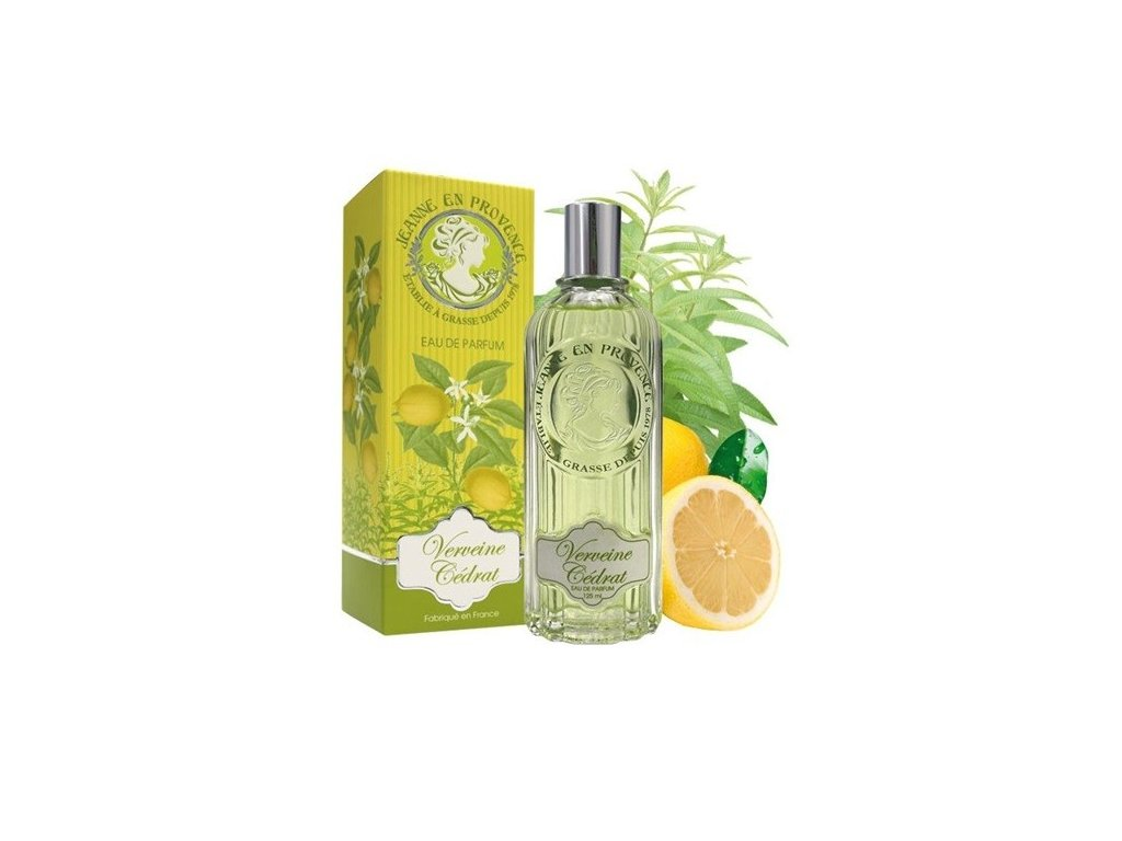 Jeanne en Provence Verbena a citron 125ml parfémovaná voda dámská