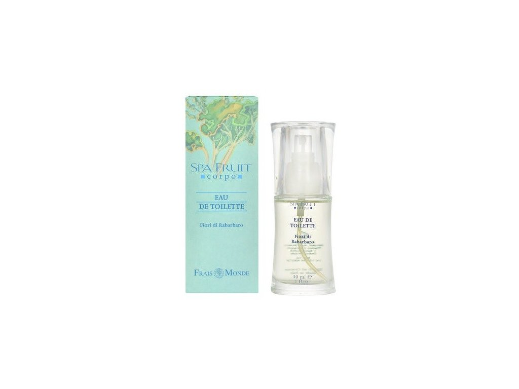 Frais Monde Spa Fruit Rhubab flower EDT 30ml toaletní voda