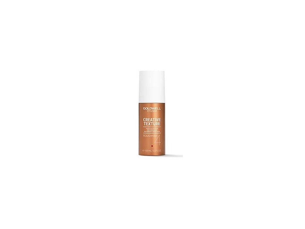 Goldwell StyleSign Creative Texture Roughman 100ml matná krémová pasta na vlasy