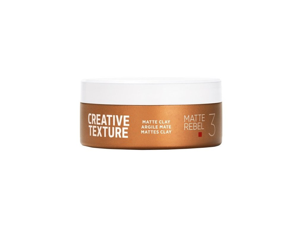 Goldwell StyleSign Creative Texture Matte Rebel Clay 75ml  matující jíl