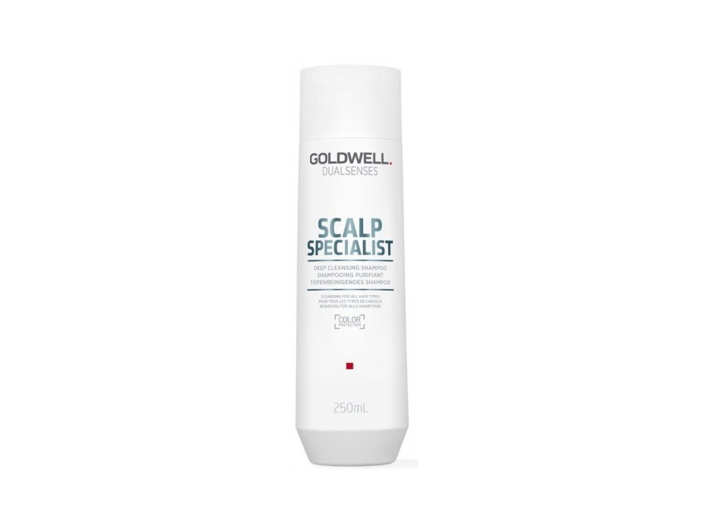 Goldwell Dualsenses Scalp Specialist Deep cleansing šampon 250ml